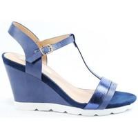 Sapatos Mulher Sandálias La Push 1078 Azul