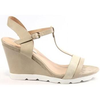 Sapatos Mulher Sandálias La Push 1078 Bege