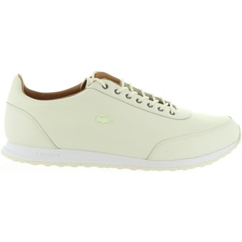 Sapatos Mulher Sapatilhas Lacoste 31CAW0110 HELAINE Hueso