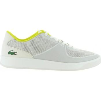 Sapatos Homem Sapatilhas Lacoste 33SPM1011 LS12 EVO Gris