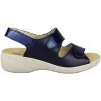 Sapatos Mulher Sandálias Comfort Class PLANTILLA EXTRAIBLE MARINO