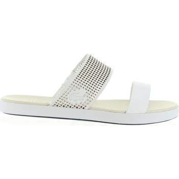 Sapatos Mulher Chinelos Lacoste 31CAW0056 NATOY Blanco