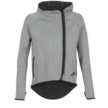 Textil Mulher Sweats Nike TECH FLEECE CAPE FZ Cinza