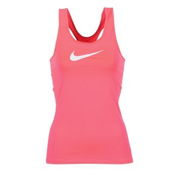 Textil Mulher Tops sem mangas Nike NIKE PRO COOL TANK Rosa / Branco