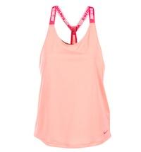 Textil Mulher Tops sem mangas Nike NIKE DRY TANK ELASTIKA Rosa / Vermelho