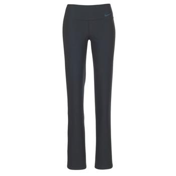Textil Mulher Calças de treino Nike POWER LEGEND PANT Preto / Cinza