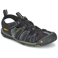 Sapatos Homem Sandálias desportivas Keen MEN CLEARWATER CNX Preto / Cinza