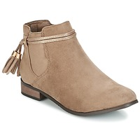 Sapatos Mulher Botas baixas Moony Mood GATHA Toupeira