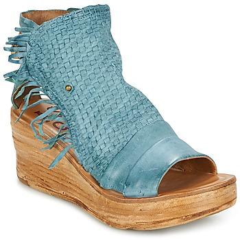 Sapatos Mulher Sandálias Airstep / A.S.98 NOA Azul