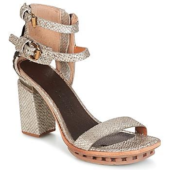Sapatos Mulher Sandálias Airstep / A.S.98 CALMORA Cinza / Rosa