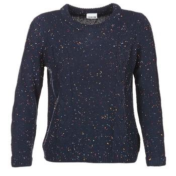 Textil Mulher camisolas Noisy May DOT Marinho