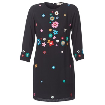 Textil Mulher Vestidos curtos Derhy BASTILLE Preto