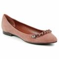 Sapatos Mulher Sabrinas Marc Jacobs CHAIN BABIES Castanho