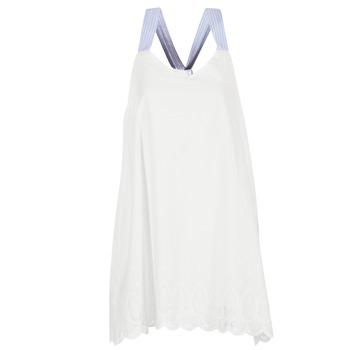 Textil Mulher Vestidos curtos Betty London GRAMA Cru