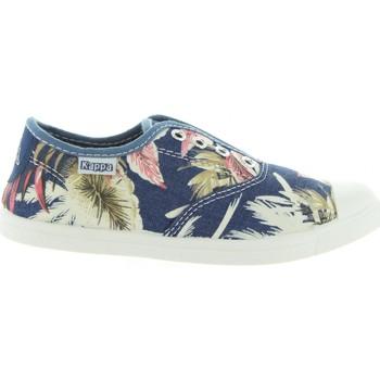 Sapatos Criança Sapatilhas Kappa 303R510 KEYSY Negro