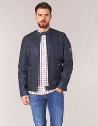 Textil Homem Jaquetas Pepe jeans RACER Marinho