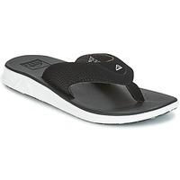 Sapatos Homem Chinelos Reef REEF ROVER Preto / Branco