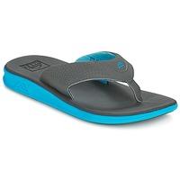 Sapatos Homem Chinelos Reef REEF ROVER Cinza / Azul