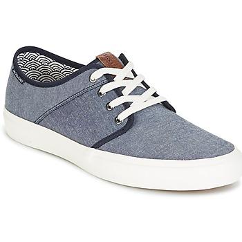 Sapatos Homem Sapatilhas Jack & Jones TURBO Azul