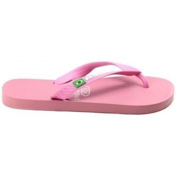 Sapatos Mulher Chinelos Brasileras CBCLANL1034-41 Rosa