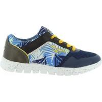 Sapatos Criança Sapatilhas Lois Jeans 83724 Azul