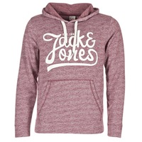 Textil Homem Sweats Jack & Jones PANTHER ORIGINALS Bordô