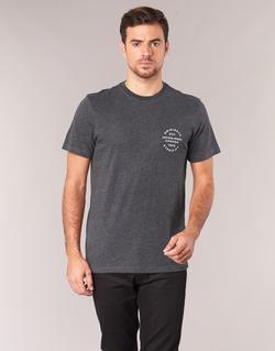 Textil Homem T-Shirt mangas curtas Jack & Jones ORGANIC ORIGINALS Cinza