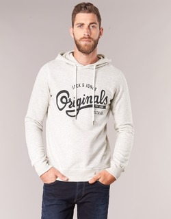 Textil Homem Sweats Jack & Jones HAWL ORIGINALS Cru
