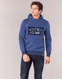 Textil Homem Sweats Jack & Jones KALVO CORE Azul