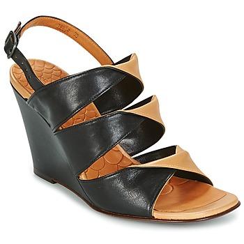 Sapatos Mulher Sandálias Chie Mihara CRUSH Preto