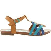 Sapatos Rapariga Sandálias Cheiw 45650 Azul