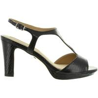 Sapatos Mulher Sandálias Maria Mare 66206 Negro