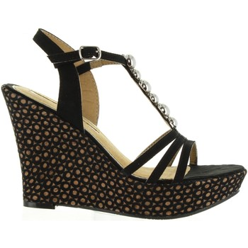 Sapatos Mulher Sandálias Maria Mare 66339 Negro