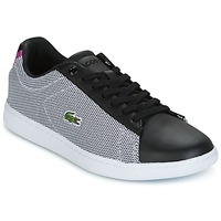 Sapatos Mulher Sapatilhas Lacoste CARNABY EVO 117 1 SPW Preto