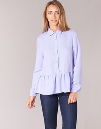 Textil Mulher Tops / Blusas Betty London IHALONI Azul