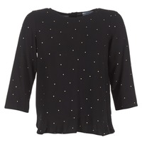 Textil Mulher Tops / Blusas Betty London HALETRE Preto
