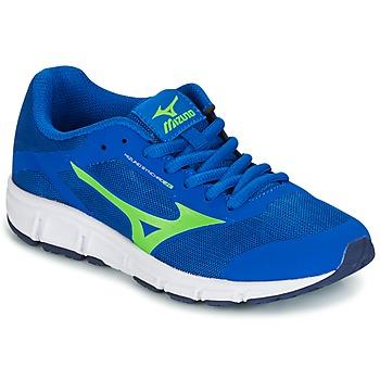 Sapatos Criança Sapatilhas de corrida Mizuno MIZUNO SYNCHRO JR Azul
