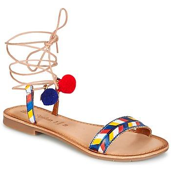 Sapatos Mulher Sandálias Lola Espeleta EDWINA Azul