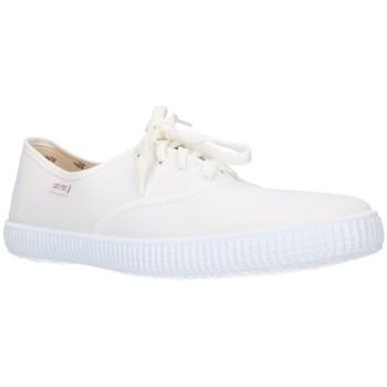 Sapatos Homem Sapatilhas Potomac 291 Hombre Blanco blanc