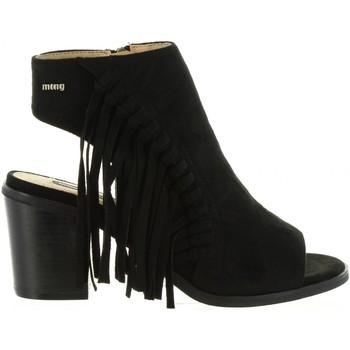 Sapatos Mulher Sandálias MTNG 53663 Negro