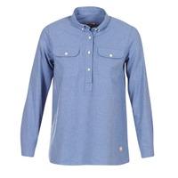 Textil Mulher camisas Armor Lux GRICHA Azul