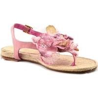 Sapatos Mulher Sandálias Mtbali Alpargatas Sandálias - Flower rosa