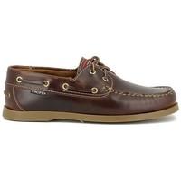 Sapatos Homem Sapato de vela Snipe 22310 marrón Marron