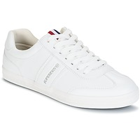 Sapatos Mulher Sapatilhas Superdry COURT CLASSIC SLEEK TRAINER Branco