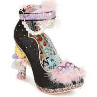 Sapatos Mulher Escarpim Irregular Choice ALL ABOUT MOI Preto