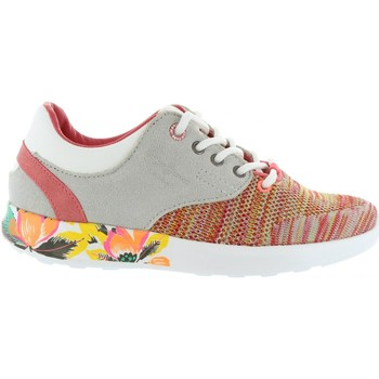 Sapatos Rapariga Sapatilhas Pepe jeans PGS30291 AMANDA Naranja
