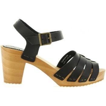 Sapatos Mulher Sandálias Pepe jeans PLS90255 OLY Negro
