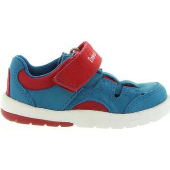 Sapatos Criança Sapatilhas Timberland A1BDF TODDLETRACKS Azul