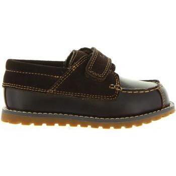 Sapatos Criança Sapato de vela Timberland A1JUT POKEY Marrón