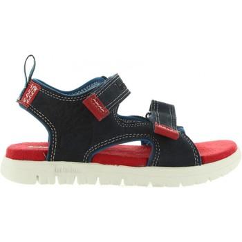 Sapatos Criança Sandálias Timberland A19WE PIERMONT Azul